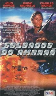Soldados do Amanhã - Poster / Capa / Cartaz - Oficial 1