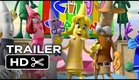 The Hero of Color City Official Trailer (2014) - Christina Ricci Animated Movie HD