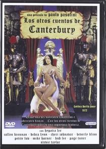Os Contos de Canterbury - Poster / Capa / Cartaz - Oficial 4