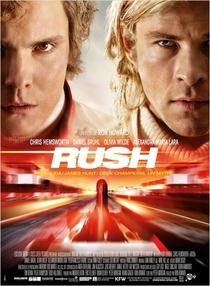Rush: No Limite da Emoção - Poster / Capa / Cartaz - Oficial 4