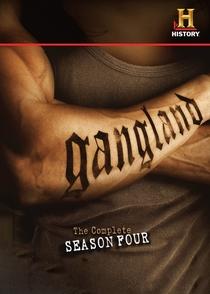 Gangland (4ª Temporada) - Poster / Capa / Cartaz - Oficial 1