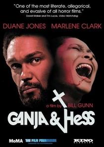 Ganja And Hess - Poster / Capa / Cartaz - Oficial 1