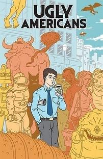 Ugly Americans (2ª Temporada) - Poster / Capa / Cartaz - Oficial 1