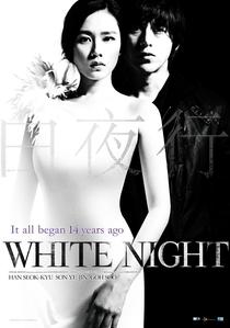 White Night - Poster / Capa / Cartaz - Oficial 8