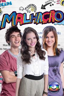 Malhação (20ª Temporada) Intensa como a Vida - Poster / Capa / Cartaz - Oficial 1