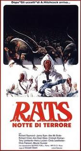 Ratos - A Noite do Terror - Poster / Capa / Cartaz - Oficial 2