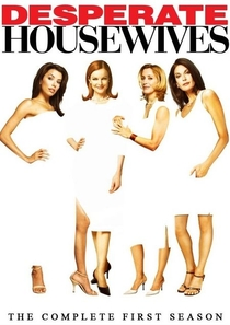 Desperate Housewives (1ª Temporada) - Poster / Capa / Cartaz - Oficial 1
