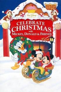 Feliz Natal com Mickey, Donald & Amigos - Poster / Capa / Cartaz - Oficial 2