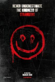 Os Estranhos: Caçada Noturna - Poster / Capa / Cartaz - Oficial 4