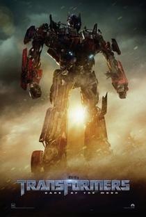 Transformers: O Lado Oculto da Lua - Poster / Capa / Cartaz - Oficial 4