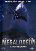 Megalodon - O Ataque dos Tubarões - Poster / Capa / Cartaz - Oficial 2
