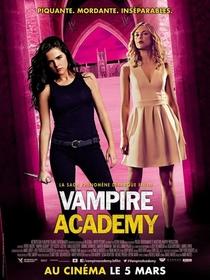 Academia de Vampiros: O Beijo das Sombras - Poster / Capa / Cartaz - Oficial 14