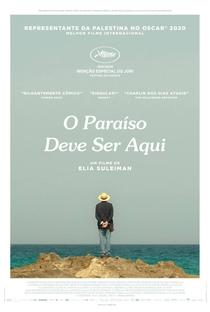 O Paraíso Deve Ser Aqui - Poster / Capa / Cartaz - Oficial 3