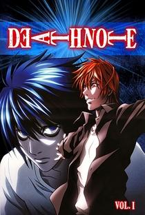 Death Note (1ª Temporada) - Poster / Capa / Cartaz - Oficial 18