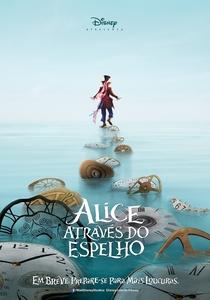Alice Através do Espelho - Poster / Capa / Cartaz - Oficial 5