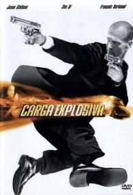 Carga Explosiva - Poster / Capa / Cartaz - Oficial 1