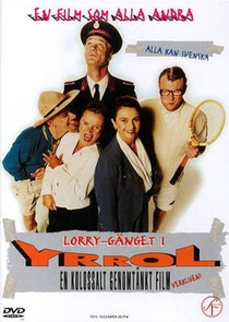 Yrrol - En kolossalt genomtänkt film - Poster / Capa / Cartaz - Oficial 1