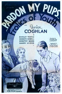 Pardon My Pups - Poster / Capa / Cartaz - Oficial 1