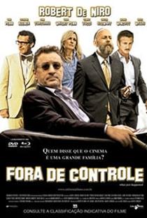 Fora de Controle - Poster / Capa / Cartaz - Oficial 2