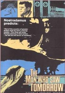 O Homem Que Viu O Amanhã - Poster / Capa / Cartaz - Oficial 1