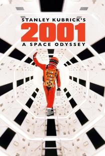 2001: Uma Odisseia no Espaço - Poster / Capa / Cartaz - Oficial 36