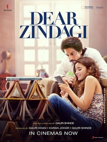 Dear Zindagi - Poster / Capa / Cartaz - Oficial 4