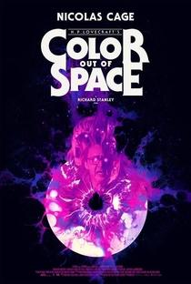 A Cor que Caiu do Espaço - Poster / Capa / Cartaz - Oficial 4