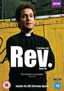 Rev. (2ª Temporada) - Poster / Capa / Cartaz - Oficial 1