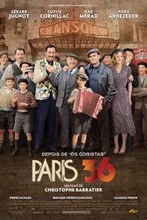 Paris 36 - Poster / Capa / Cartaz - Oficial 1