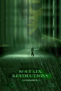 Matrix Revolutions - Poster / Capa / Cartaz - Oficial 1