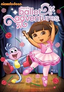 Dora a Aventureira - O Grande Show de Dança - Poster / Capa / Cartaz - Oficial 2