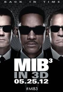 MIB - Homens de Preto 3 - Poster / Capa / Cartaz - Oficial 2