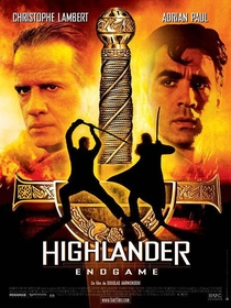 Highlander: A Batalha Final - Poster / Capa / Cartaz - Oficial 3