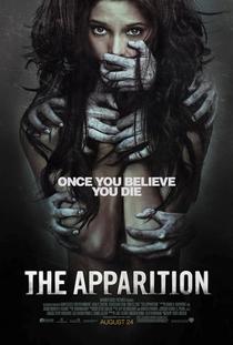 A Aparição - Poster / Capa / Cartaz - Oficial 1