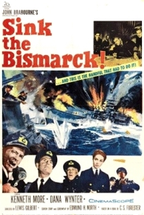 Afundem o Bismarck - Poster / Capa / Cartaz - Oficial 3