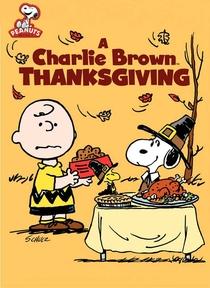 Charlie Brown e o Dia de Ação de Graças - Poster / Capa / Cartaz - Oficial 1