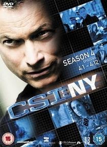 CSI: Nova York (4ª temporada) - Poster / Capa / Cartaz - Oficial 1