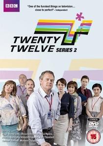 Twenty Twelve - 2ª Temporada - Poster / Capa / Cartaz - Oficial 1