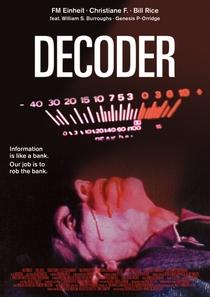 Decoder - Poster / Capa / Cartaz - Oficial 4