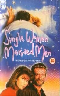 Mulher solteira, homem casado - Poster / Capa / Cartaz - Oficial 1