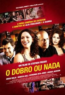 O Dobro Ou Nada - Poster / Capa / Cartaz - Oficial 4