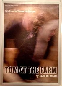 Tom na Fazenda - Poster / Capa / Cartaz - Oficial 4