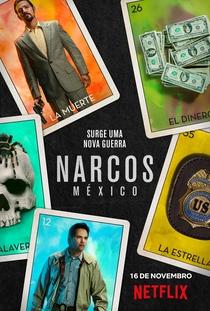 Narcos: México (1ª Temporada) - Poster / Capa / Cartaz - Oficial 1