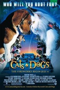 Como Cães e Gatos - Poster / Capa / Cartaz - Oficial 1