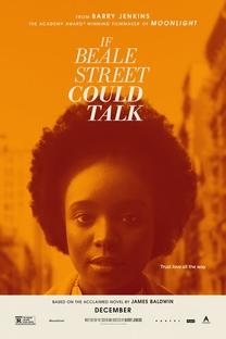 Se a Rua Beale Falasse - Poster / Capa / Cartaz - Oficial 3
