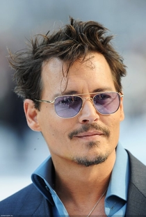 Johnny Depp - Poster / Capa / Cartaz - Oficial 5