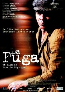 A Fuga  - Poster / Capa / Cartaz - Oficial 1