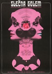 Miss Golem - Poster / Capa / Cartaz - Oficial 1