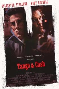 Tango e Cash - Os Vingadores - Poster / Capa / Cartaz - Oficial 5