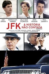 JFK, a História Não Contada - Poster / Capa / Cartaz - Oficial 6